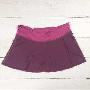 Patagonia Active Skirt Skort Pink Purple L